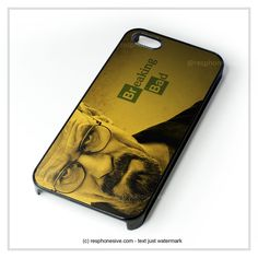 Breaking Bad 1 Heisenberg Walter White iPhone 4 4S 5 5S 5C 6 6 Plus , iPod 4 5 , Samsung Galaxy S3 S4 S5 Note 3 Note 4 , HTC One X M7 M8 Case