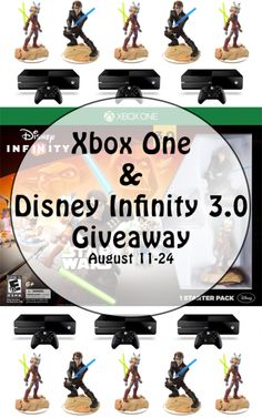 Xbox One Giveaway! US $407.00 Exp: Aug 24, 2015 18+ By: sippycupdad