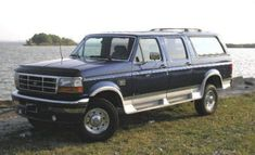 anyone Rember the Ford Centurion? (vehicle, 2013, van, truck) - Ford and Lincoln -Car forums - City-Data Forum