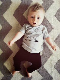 TESSA RAYANNE: What We Wear: Dear Cub Plus A Discount