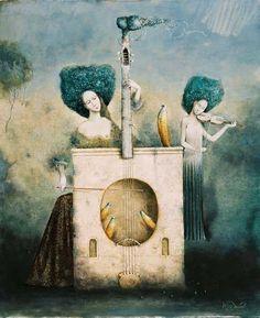 """""""Concerto 1"""" by Peter Marcek"""