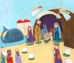 Francesca Assirelli on Behanceмного библейских иллюстраций