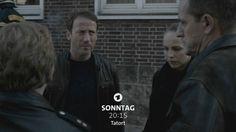 """Falke und Lorenz alias Wotan Wilke Möhring und Petra Schmidt-Schaller ermitteln morgen um 20:15 Uhr im """"Tatort: Verbrannt""""."""