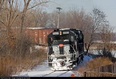 RailPictures.Net Photo: FGLK 2303 Finger Lakes Railway GE B23-7 at Cayuga, New York by Joe Hance