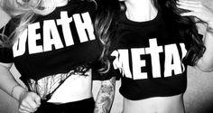 death metal t-shirts