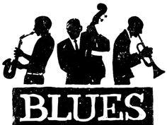 Blues & Jazz Festival designed by Stephen Crotts. Music Festival Logos, Jazz Festival, Music Logo, Art Music, Blog Logo, Band Logos, Blues Music, Illustration Art, Locomotive
