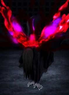 Kaya Irimi   Tokyo Ghoul