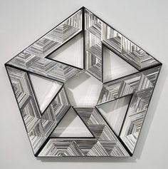 Monir Farmanfarmaian   Haines Gallery