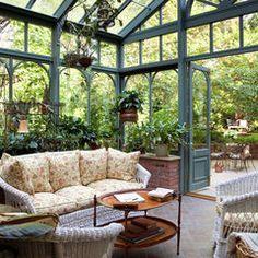 Garden room.....