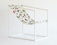 Graphic armchair by Atelier Mustata Furniture Manufacturers, Quality Furniture, Furniture Design, Armchair, Architecture, Storage, Designers, Illustration, Bucharest