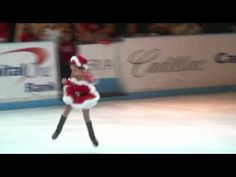 "5 year old Katarina skates to Mariah Carey's "" All I want for Christmas . Dance Competition Video, Youtube Happy, Houston Galleria, Carol Of The Bells, Merry Christmas To You, Name Art, All I Want, Cute Gif, 5 Year Olds"