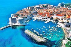 アドリア海の真珠クロアチアで恋する7つの絶景