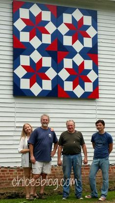 Big Mill Barn Quilt and the Tar and Roanoke River Quilt Trails Barn Quilt Designs, Barn Quilt Patterns, Quilting Designs, American Barn, Painted Barn Quilts, Farm Quilt, Barn Wood Signs, Barn Art, Patriotic Quilts