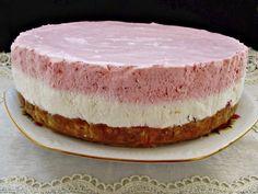 Cheesecake-capsuni-7 Cheesecake, Desserts, Food, Tailgate Desserts, Deserts, Cheese Cakes, Eten, Postres, Dessert