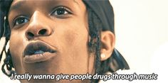 Yeah well shit, it helps me through my dark day love you Rocky