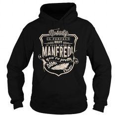 Cool MANFREDI T-Shirts