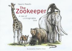 The Zookeeper - a tale of unimaginable love, is an original narrative by Naomi Reed, written to appeal to a wide audience of children and families. It tells the whole Biblical story, from creation to recreation, through the use of engaging allegory.