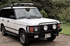 1991 Classic Range Rover These are the best and easiest to build up for rock crawling!! Especially if its a long wheel base!