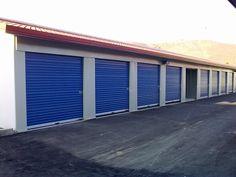 Maxi Space Ensenada Bodegas para auto almacenaje exteriores