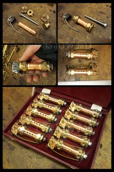 kruki99 Steampunk Obfuscation Devices MK1 Mk2 001 | Flickr - Photo Sharing!