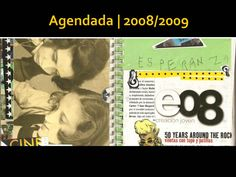 Extraído de mis agendas de 2008/09