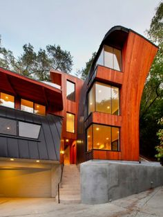 I love the architecture