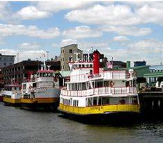Casco Bay Cruise Lines Go on the mail run, you'll see the islands in Casco Bay and lots of locals.