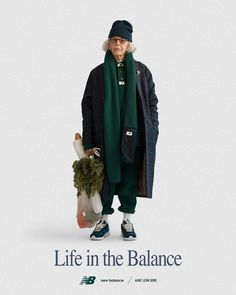 Aimé Leon Dore's New Balance collaboration, which consists of sneakers and matching apparel, is scheduled to release this week. New Balance Outfit, Aime Leon Dore, Beautiful Dresses For Women, Comme Des Garcons, Lookbook, Mode Outfits, Canada Goose Jackets, Streetwear Brands, Work Wear