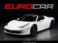 Ferrari: Other Base Convertible 2-Door