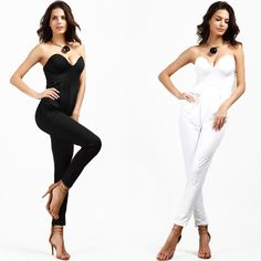 Backless ClubWear Harlan Pants
