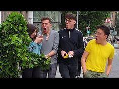 Who knew guys could scream so loud Who Knows, Prank Videos, Pranks, Scream, Social Media, Entertainment, Guys, Youtube, Instagram