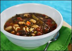 Hungry Girl Minestrone