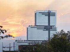 Paris Courthouse. Renzo Piano Building Workshop.