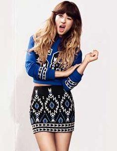 La chanteuse Foxes nouvelle égérie H&M http://www.fashions-addict.com/La-chanteuse-Foxes-nouvelle-egerie-H-M_408___15877.html