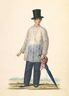 @Angelica Suarez Ang if you want me to wear a barong tagalog, I'll need a top hat