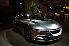 Saab Phoenix - Electric Prototype