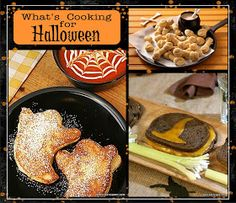 It's Written on the Wall: Indoor Halloween Games, Dinner Menus, Freebies & Party Favors