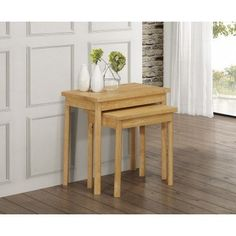 Heartlands York Nest of Table from £49.99 with FREE delivery!