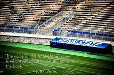 Joe Paterno Quote <3