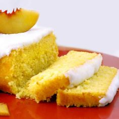 Glazed Lemon Pound Cake Recipe