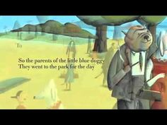 Meet The Little Blue Doggy and family in this book trailer for the original storybook-CD. Picture Books, This Book, Apps, Meet, Popular, The Originals, Pictures, Blue, Fictional Characters