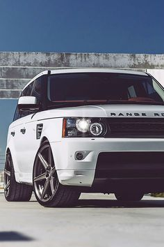 range rover, it WILL happen within the next two years. Done and done. Ahhhhhh