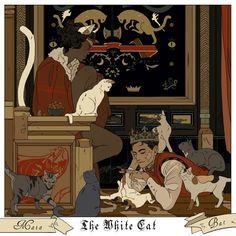 The White Cat … Drawn by Cassandra Jean . shadowhunters, the mortal instruments, maia, bat, wer Character Inspiration, Character Art, Character Design, Cassandra Clare, Fanart, Fantasy Books, Fantasy Art, The Dark Artifices, Fairytale Art