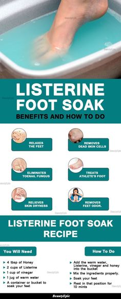 Listerine Foot Soak – Benefits and How to Do It The Right Way? – Laura l Nutritionist, Trainer, Health & Fitness Coach Listerine Foot Soak – Benefits and How to Do It The Right Way? Diy Beauty Hacks, Beauty Hacks For Teens, Diy Hacks, Beauty Ideas, Beauty Advice, Makeup Hacks, Beauty Care, Beauty Skin, Face Beauty