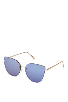 Lexi Gold Sunglasses by Quay Australia - Topshop Quay Australia  Sunglasses, Gold Sunglasses 6208628dbd