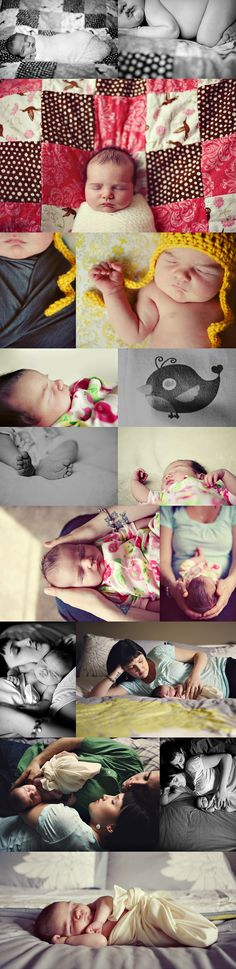 newborn lifestyle session. want this for baby!