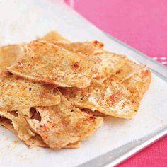 Baked Tofu Chips | Recipes | Yummy.ph - the online source for easy Filipino recipes, and more!