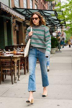 Fashion Mode, Street Fashion, Runway Fashion, Fashion Outfits, Preppy Outfits, Fashion Trends, Celebrity Style Inspiration, Mode Inspiration, Alexa Chung Style
