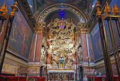 Retable by Pierre Puget & Christophe Veyrier in the cathedral Toulon Saint Tropez, Port Grimaud, Saint Maximin, Sainte Marie, Corpus Christi, South Of France, Art Forms, Toulon