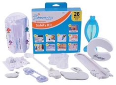 Baby Bathroom Safety  - Pin it :-) Follow us .. CLICK IMAGE TWICE for our BEST PRICING ... SEE A LARGER SELECTION of  Baby bathroom safety   at  http://zbabybaby.com/category/baby-categories/baby-safety/baby-bathroom-safety/  - gift ideas, baby , baby shower gift ideas, kids  -   Dreambaby 28 Piece Bathroom Safety Kit « zBabyBaby.com